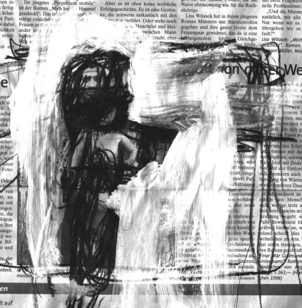 maria mit jesukind . 15x20 . 1998