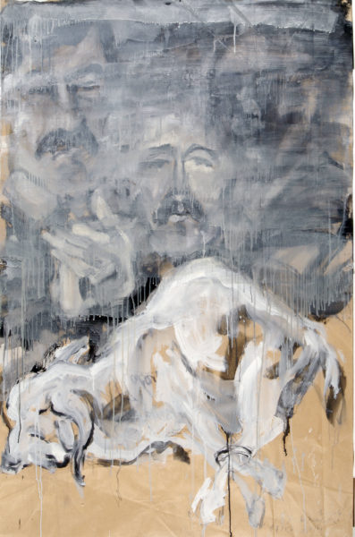 opferlamm . 89,5x135 . 2004