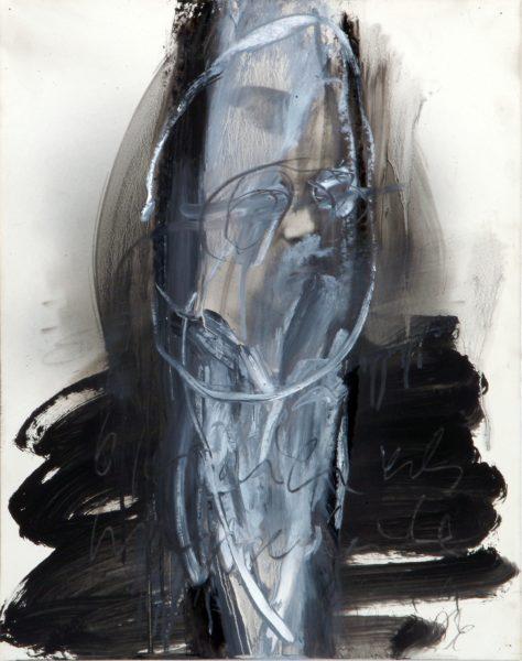 post mortem XXIII . 39,5x50 . 2006