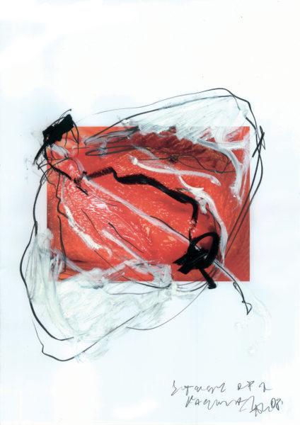 study of a vagina . 58x84 . 2008