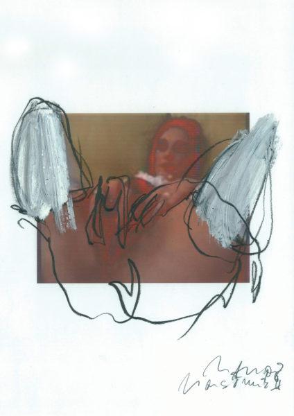 masturbation II . 59,5x84 . 2008