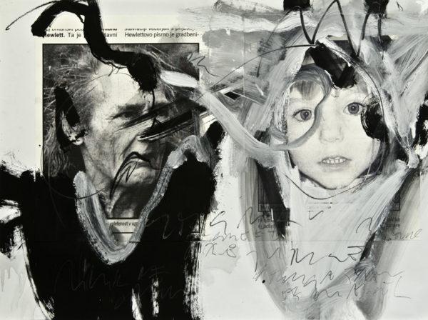 stigma V . prejudice (agreed) . 81x61 . 2010