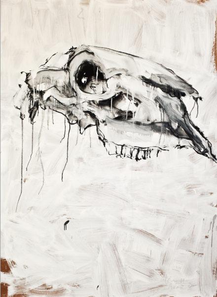 bone V . 102x140 . 2011