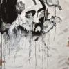 bone XXVI (man-eater) . 102x140 . 2012